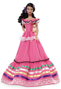 Barbie a la mexicana