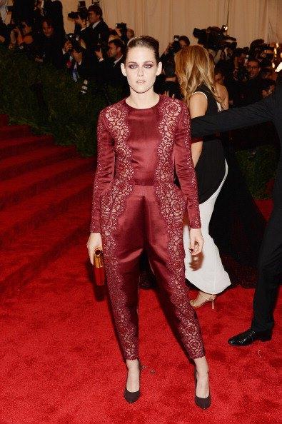 Kristen Stewart Met Gala