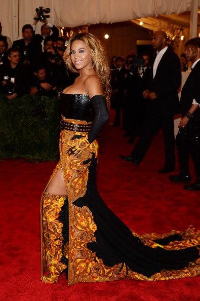 Beyoncé Met Gala