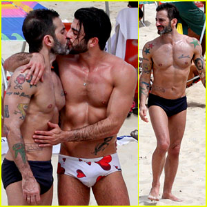marc-jacobs-harry-louis-shirtless-speedo-pda-in-rio