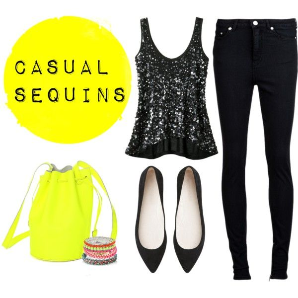 outfit sequins