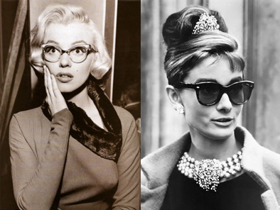 Cat-Eye-Sunglasses-Marilyn-Audrey