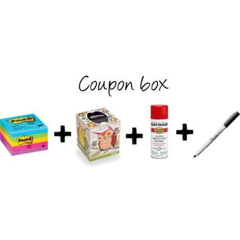 coupon box