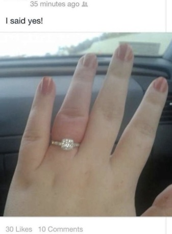 said yes